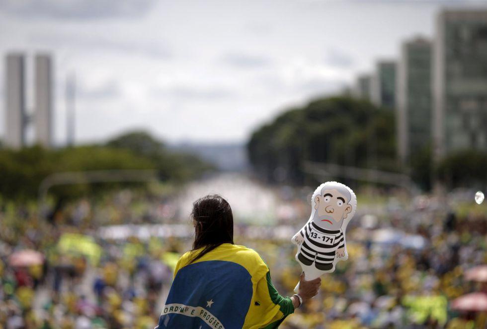 Manifestação pelo impeachment de Dilma