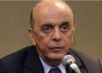 José Serra dimite como ministro de Relaciones Exteriores de Brasil