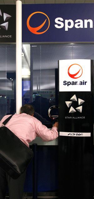 Spanair Closing