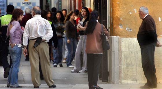 prostitutas clientes prostitutas en rota