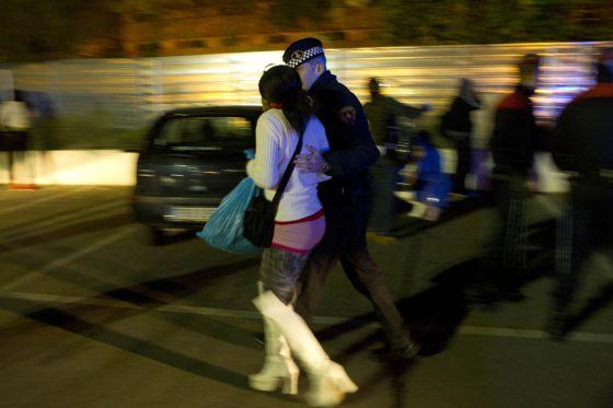 prostitutas en mataro prostitutas callejeras barcelona
