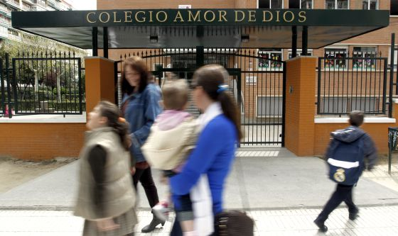 Ratificada la condena al colegio amor de dios de alcorc n - Colegio amor de dios oviedo ...