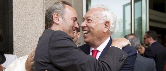 Garcia Margallo Joven Manuel García Margallo