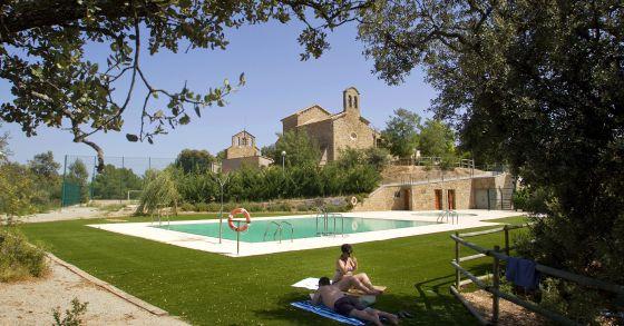 Ahogados por una piscina catalu a el pa s for Piscinas municipales lleida