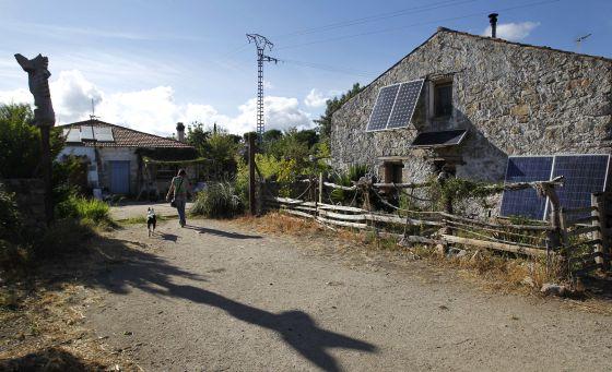Un pueblo en secreto madrid el pa s - Casa rural colmenar de oreja ...