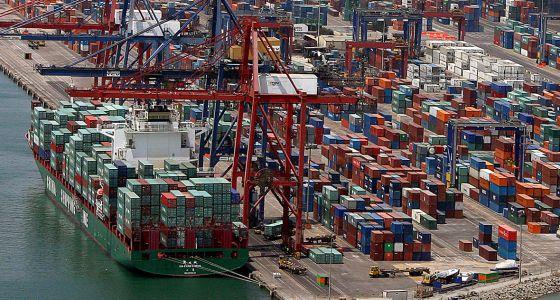 Resultado de imagen de contenedores en puerto de valencia