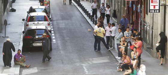 prostitutas en esplugues putas callejeras en madrid