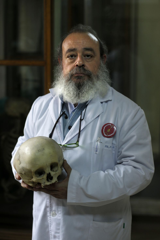 Museo de Anatomía Javier Puerta de la Universidad Complutense ...