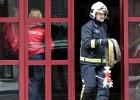 Cuatro personas resultan heridas en el incendio de una vivienda