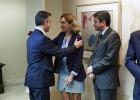 Preocupación de Eudel ante Urkullu por la reforma local que pretende Rajoy
