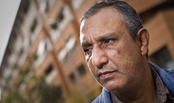 Mohamed Aziz, un obrero marroquí expulsado de su casa de Martorell (Barcelona) hace dos años, fue el origen de la sentencia del Tribunal de Justicia de la ... - 1367520137_907887_1367520513_noticia_normal