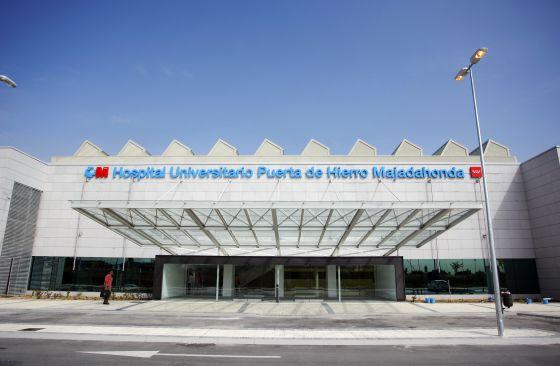 La concesionaria del hospital puerta de hierro reclama 2 7 - Hospital puerta de hierro majadahonda ...