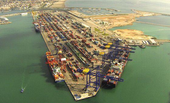 El puerto de valencia es el primero de espa a y el - Tarimas del mundo madrid ...