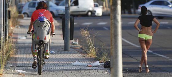follar con prostitutas prostitutas en la calle montera