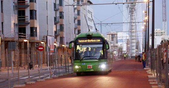 Los arquitectos de castell n critican la l nea del tram - Arquitectos castellon ...