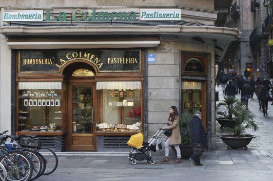 La oposición fuerza a Trias a proteger las tiendas históricas de Barcelona  ...