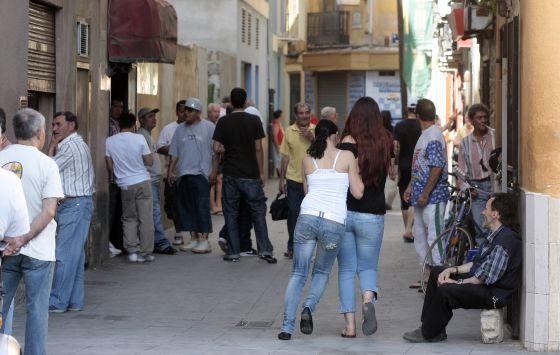 prostitutas estados unidos zona de prostitutas valencia