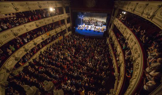 La can retoma el principal comunidad valenciana el for Teatro principal valencia