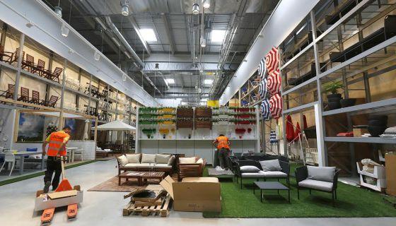 Ikea espera ganar el 9 del mercado del mueble valenciano con su primera tienda comunidad - Ikea valencia sofas ...