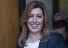 Susana Díaz reivindica el papel central de Andalucía en el PSOE