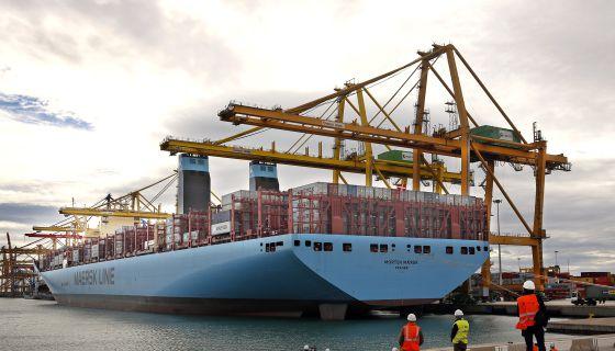 La comunidad valenciana la segunda m s exportadora de - Laydown puerto valencia ...