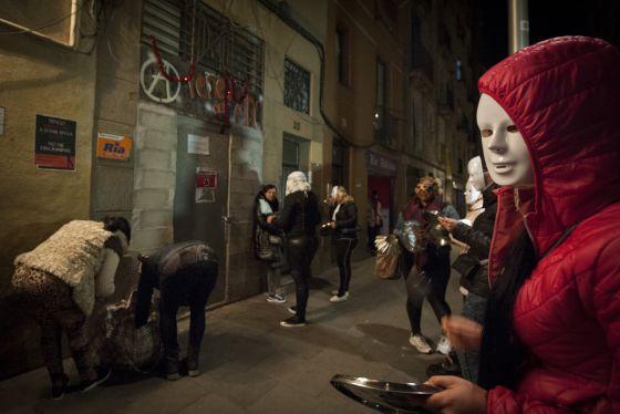 prostitutas vih raval barcelona prostitutas