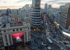 ayuntamiento cierra mañana gran vía tráfico cuatro horas