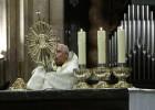 Cardenal Cañizares en la vigilia por España: ?Dios quiere unidad?