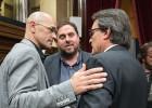 Esquerra tendrá seis consejeros en el Gobierno de Carles Puigdemont