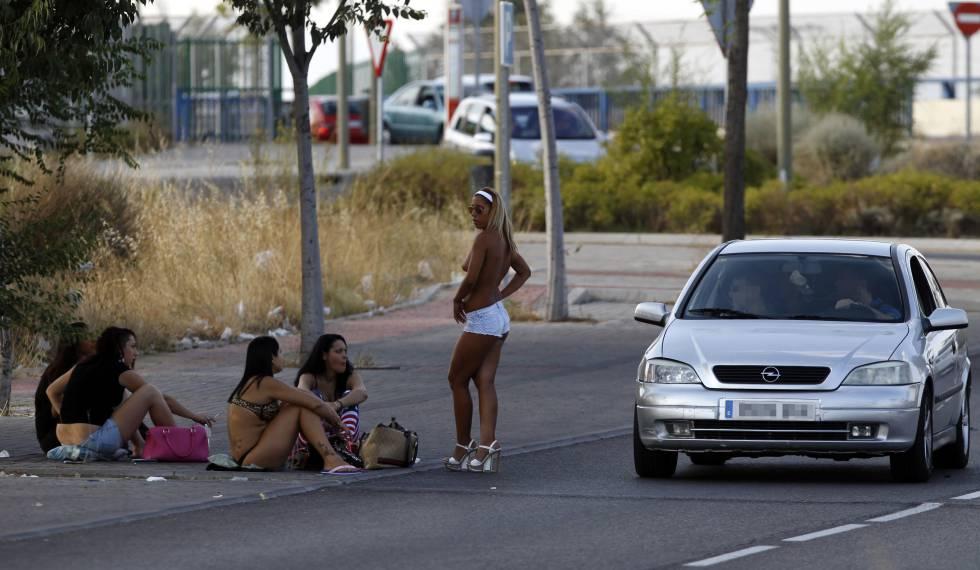 imagenes de insulto para mujeres prostitutas poligono marconi madrid