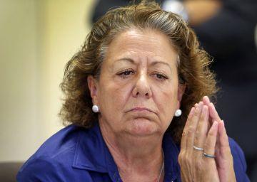 El juez investiga si el PP de Rita Barberá cometió delito electoral
