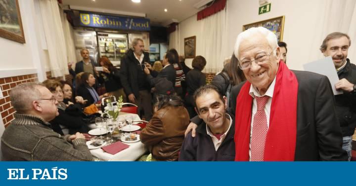 Robin hood en este restaurante s se f a madrid el pa s - Voluntariado madrid comedores sociales ...