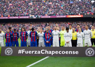 El Barcelona invita al Chapecoense al trofeo Joan Gamper 2017