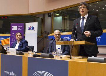 Los líderes europeos reciben con frialdad la acción diplomática de la Generalitat