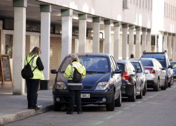 Un juez anula una multa de aparcamiento porque no hay fotografía del coche