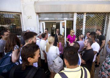 comité huelga eulen denuncia coacciones levantar
