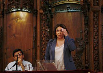 Barcelona y los grandes municipios rechazan organizar el referéndum