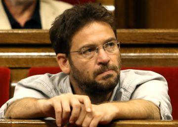 La Diada visualiza la ruptura entre Pablo Iglesias y Podem
