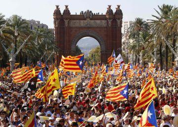 La Diada de Cataluña, en directo