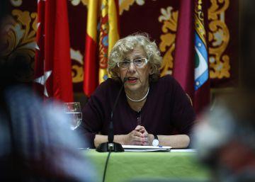 El juez suspende el acto a favor del referéndum autorizado por Carmena