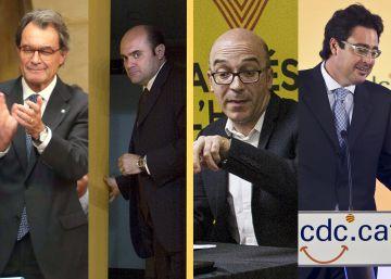 El 'consejo en la sombra' que coordina la estrategia del presidente catalán