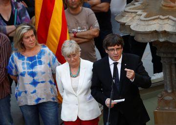 Ponsatí prefiere otras elecciones a una presidencia simbólica de Puigdemont