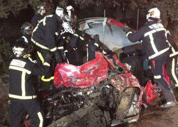 Aumentan las muertes en carretera con el peor dato en cuatro años