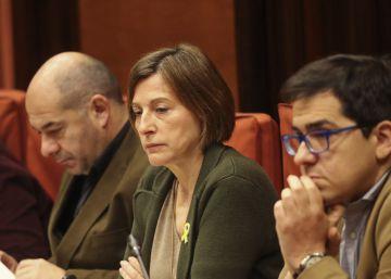 El independentismo actúa en bloque para controlar la Mesa del Parlament