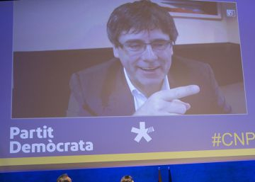 Puigdemont y ERC exhiben sus diferencias a cuatro días de la constitución del Parlament