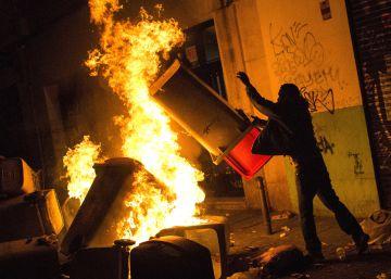 Las claves que explican los disturbios de Lavapiés