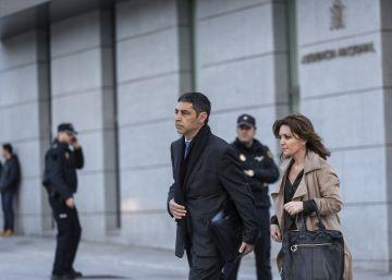 Trapero dice que trasladó a Puigdemont que no compartía el plan secesionista