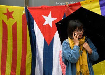 Los secesionistas amagan con la desobediencia al aprobar la investidura telemática