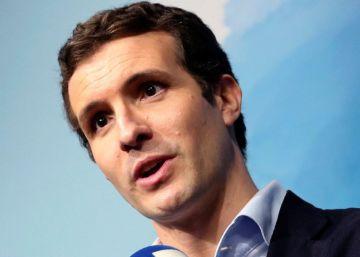 Pablo Casado entrará en la ejecutiva del PP de Madrid