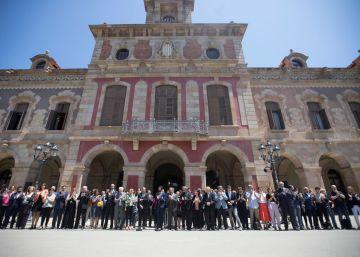 """JxCat y ERC apoyan una moción de la CUP que reivindica los """"objetivos políticos"""" del 'procés'"""